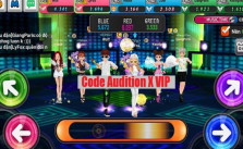 code-audition-x